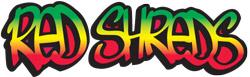 Image result for red shreds logo